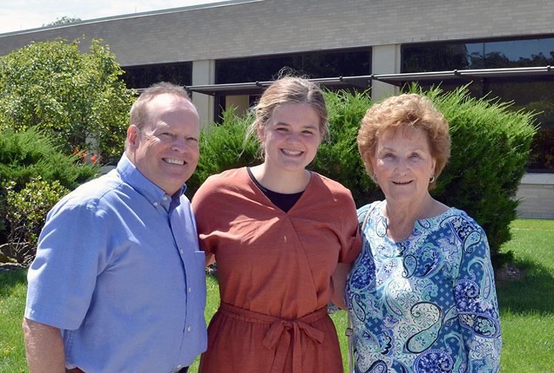 Nursing Scholarship Recipient